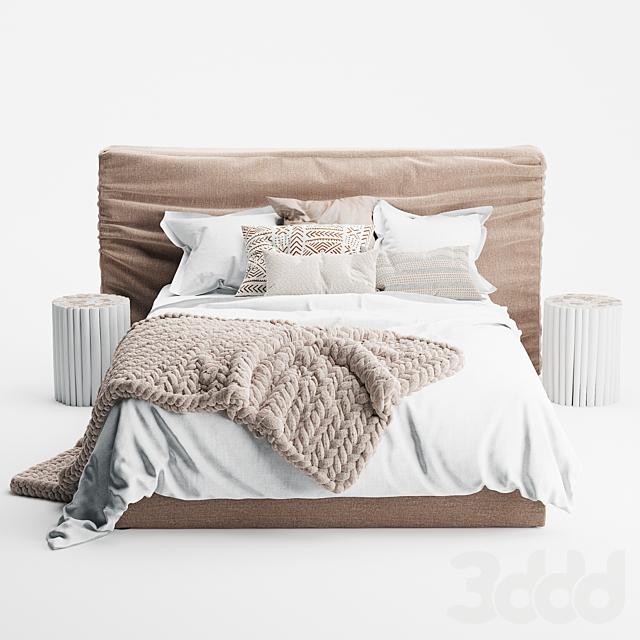 Zulu Upholstered Bed