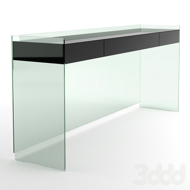 Glas Italia - Float Table Console