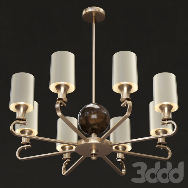 Richard Taylor - Munich chandelier