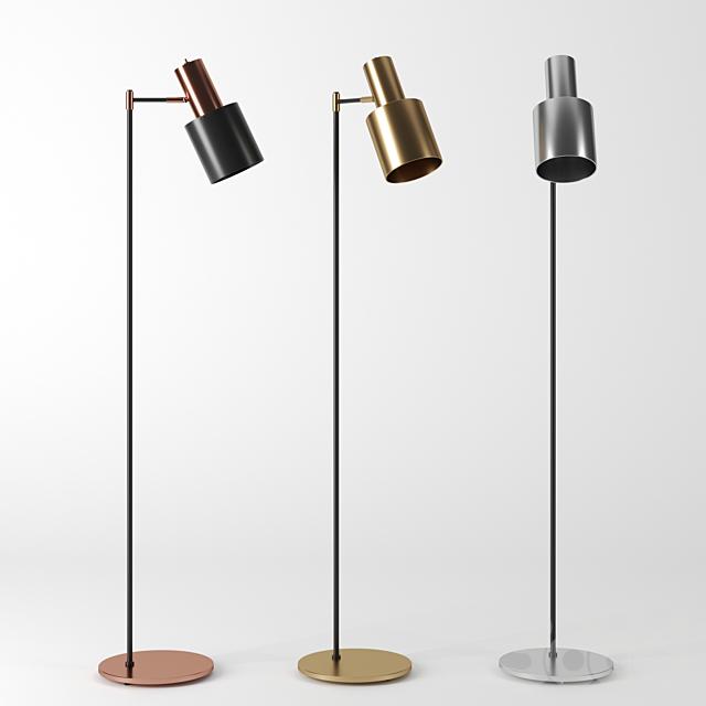STUDIO FLOOR LAMP BY JO HAMMERBORG