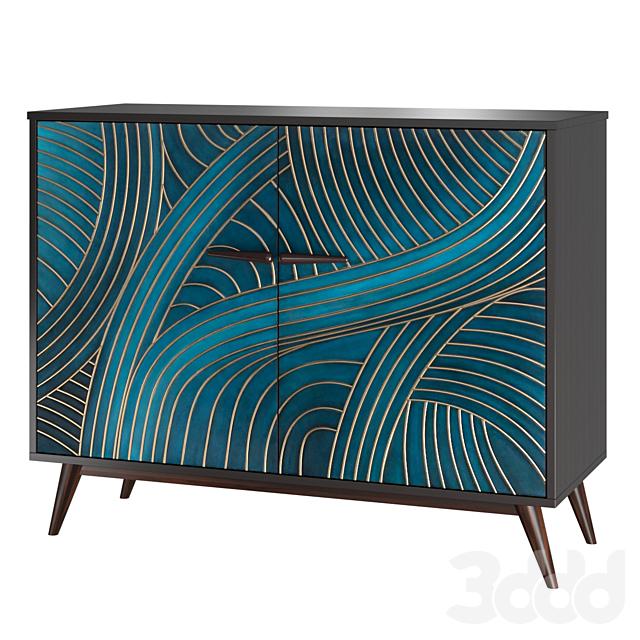 Melange Esperanza Server by Hooker Furniture
