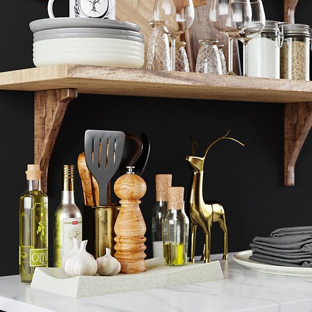 Kitchen Decorative set 057
