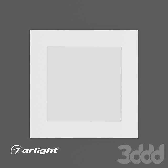 Светильник DL-142x142M-13W