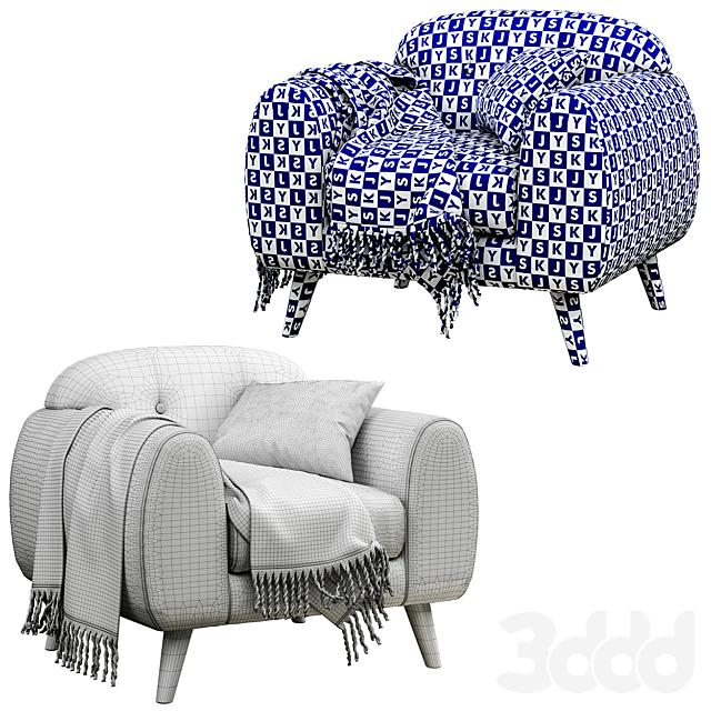 Кресло Jysk FASTER