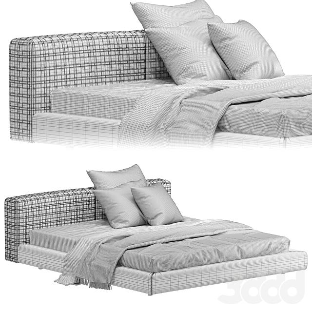Flexteam Desert Weave  Bed