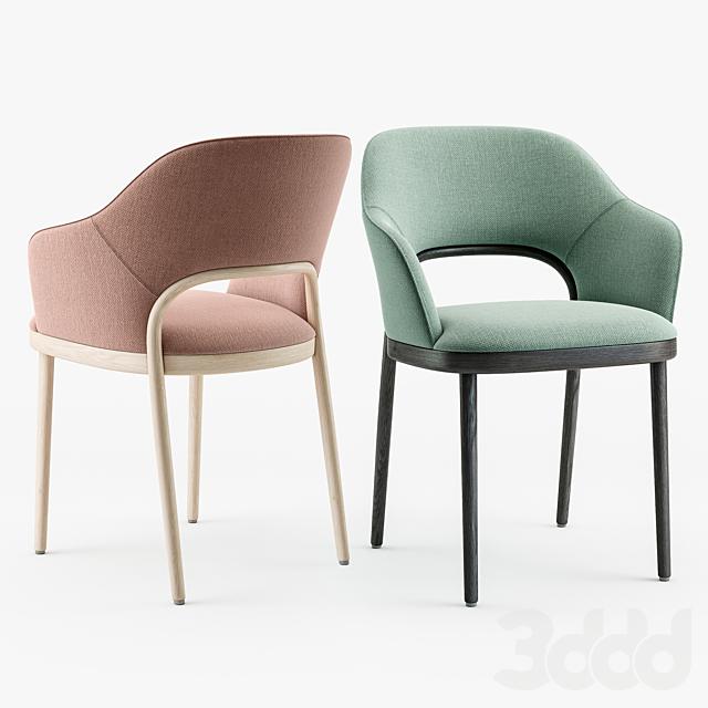 Thonet 520 chair set