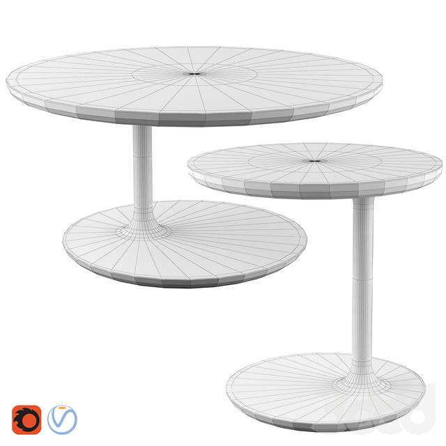 Bloob Coffee Table By Regular Company