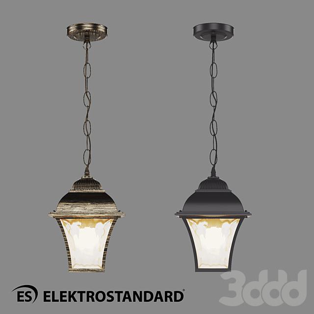 ОМ Уличный подвесной светильник Elektrostandard GL 1009H Apus H