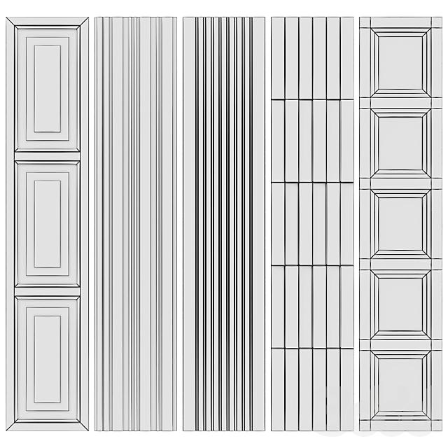 Wall panels (v2)