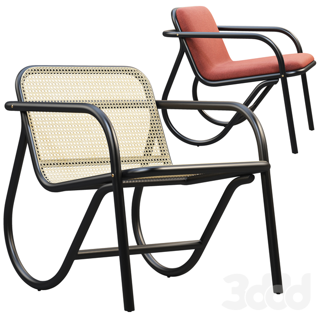 N. 200 lounge chair (2 options)