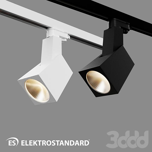 ОМ Трековый светодиодный светильник Elektrostandard LTB14 Perfect
