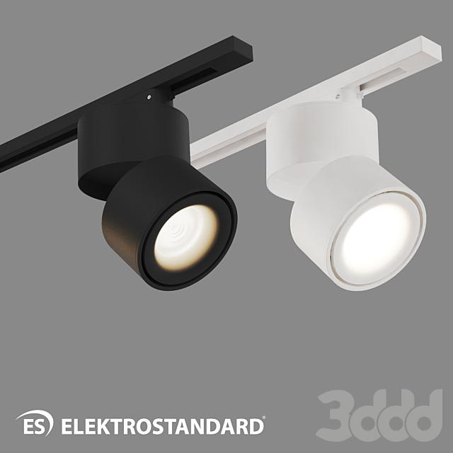 ОМ Трековый светодиодный светильник Elektrostandard LTB21 Klips
