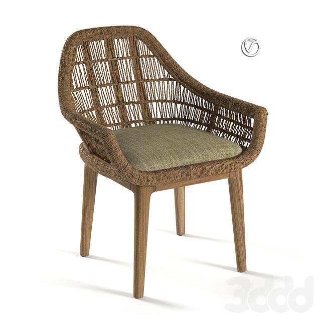 Modern Wicker Chair