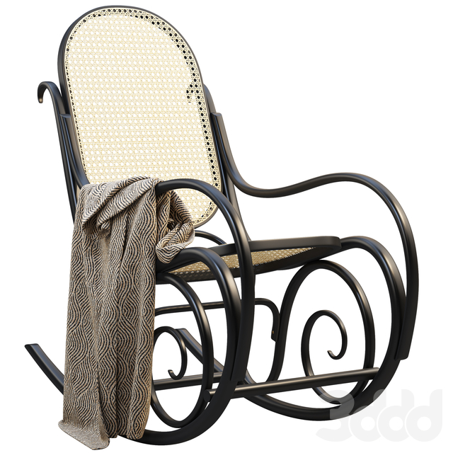 Schaukelstuhl Lounge Chair