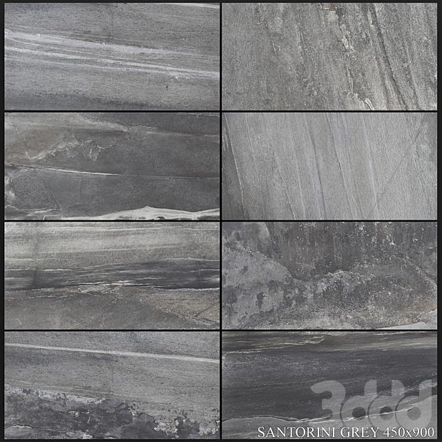 Yurtbay Seramik Santorini Grey 450x900