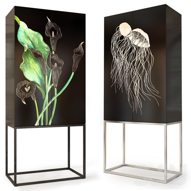 Шкаф / буфет Fantasy 2. Cabinet / sideboard by Mhliving