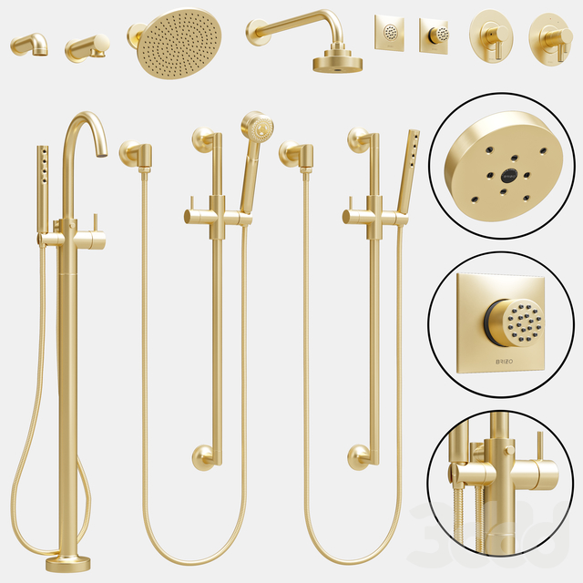 brizo_bathroom_odin_faucet_set 2
