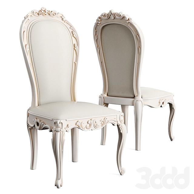 Резной стул