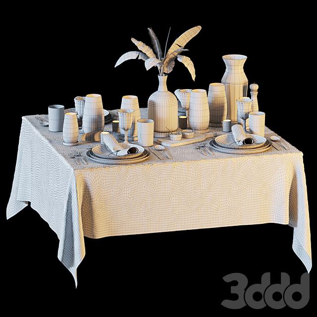 Сервировка стола 1