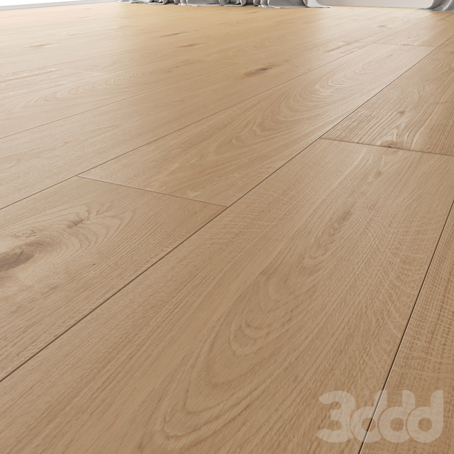 Деревянный пол Дуб (Natural Sanded)