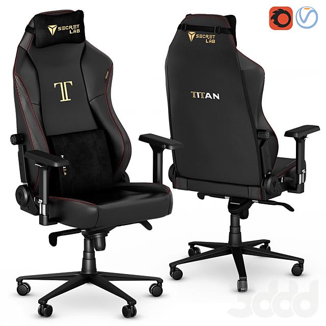 Secretlab TITAN 2020 gaming office chair