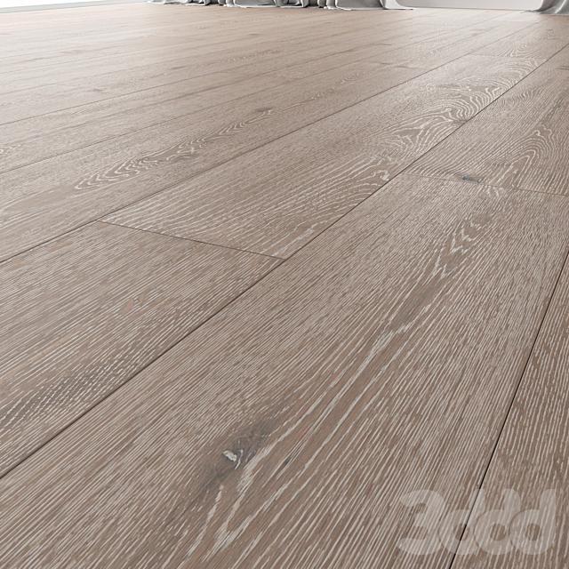 Деревянный пол Дуб (Nordic NEW Firestop)