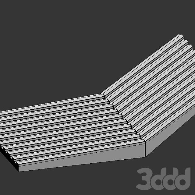 Настенная 3D плитка ASHOME #9
