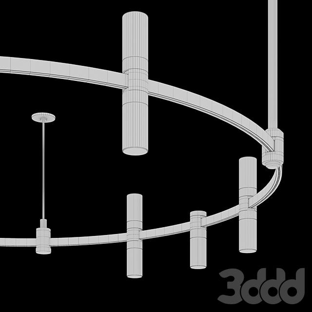 Centrsvet AUROOM ROUND. Vol_05 - TUBE