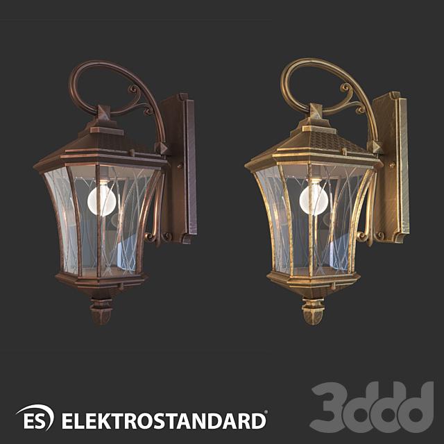 ОМ Уличный настенный светильник Elektrostandard GLXT-1450D Virgo D