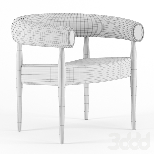 Ring chair by Getama