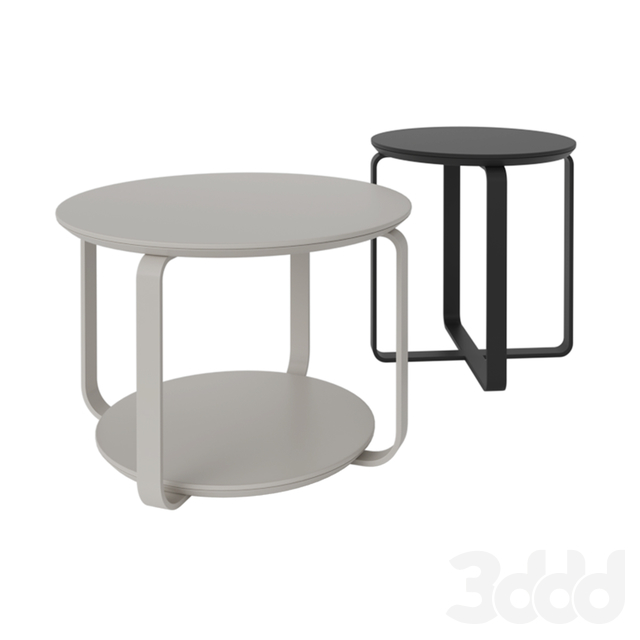 Clik Coffee Table От Kendo