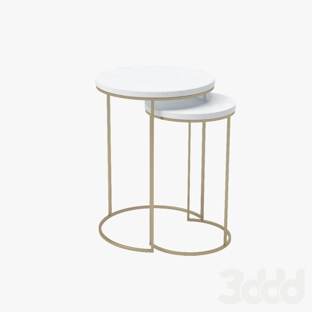 West Elm / Side tables collection
