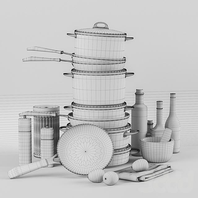 Kitchen Decorative set 060