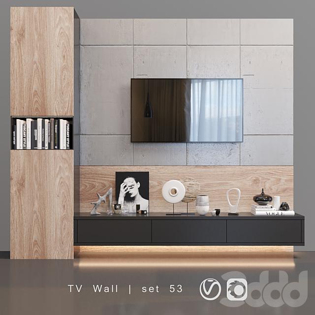 TV Wall | set 53