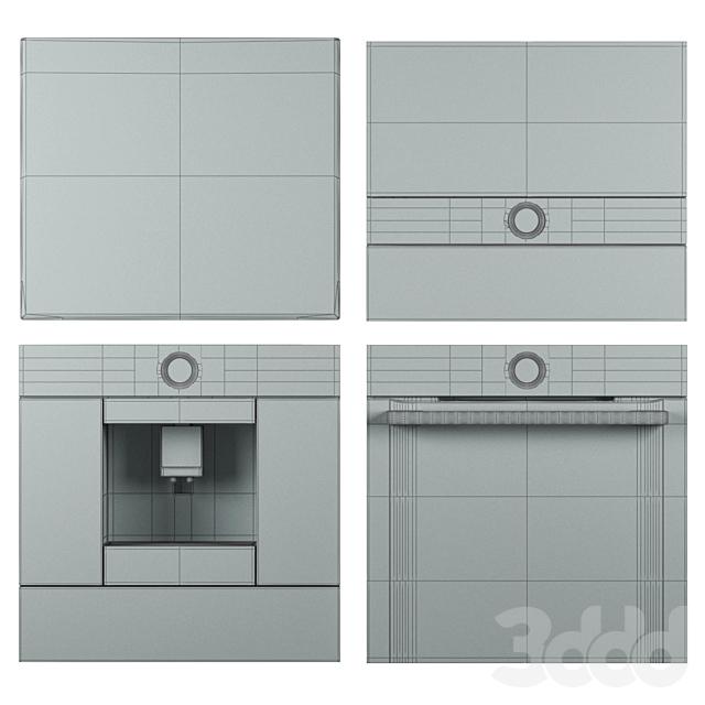 Bosch Serie 8 встраиваемая техника