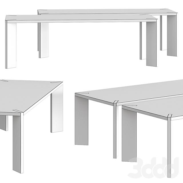 Miniforms Manero Dining Table