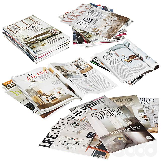 Magazines Stacks