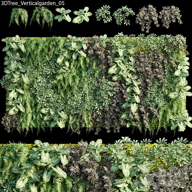 Verticalgarden - Green wall 05