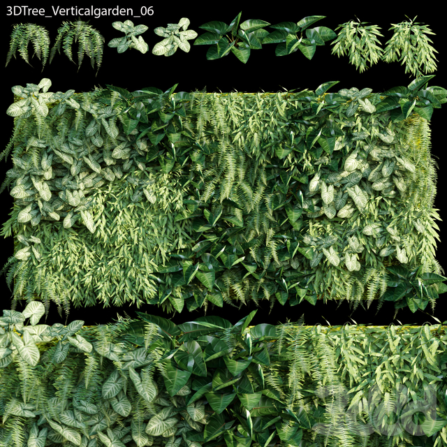 Verticalgarden - Green wall 06