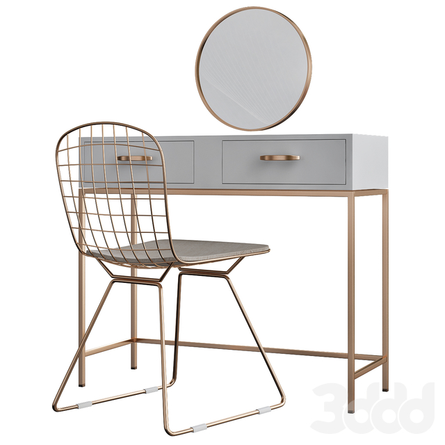 Nordic Style Simplicity Marlbe Table