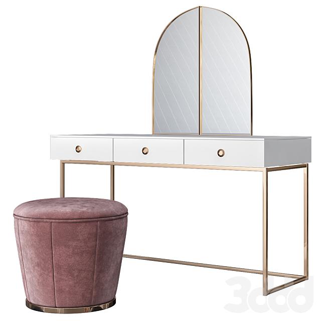 Toilet table