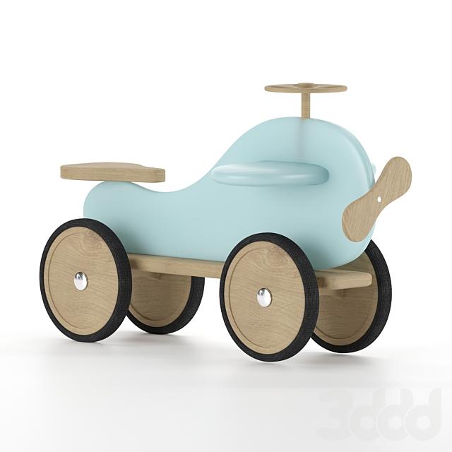 Детская машина кит