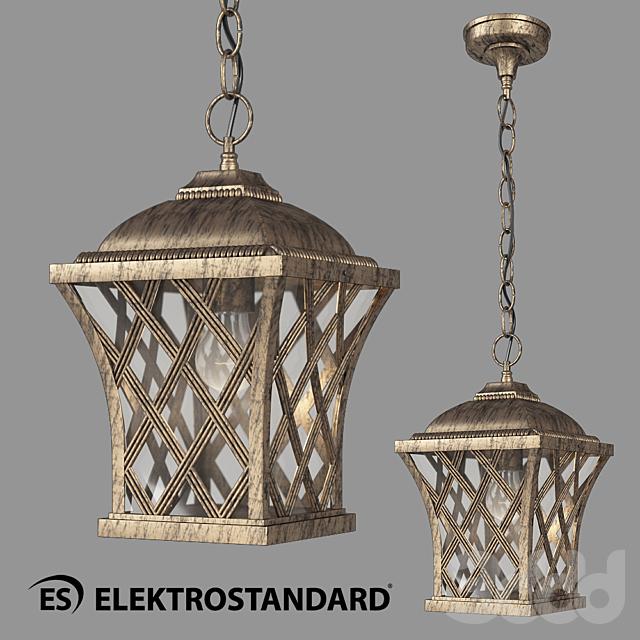 ОМ Уличный подвесной светильник Elektrostandard Cassiopeya H