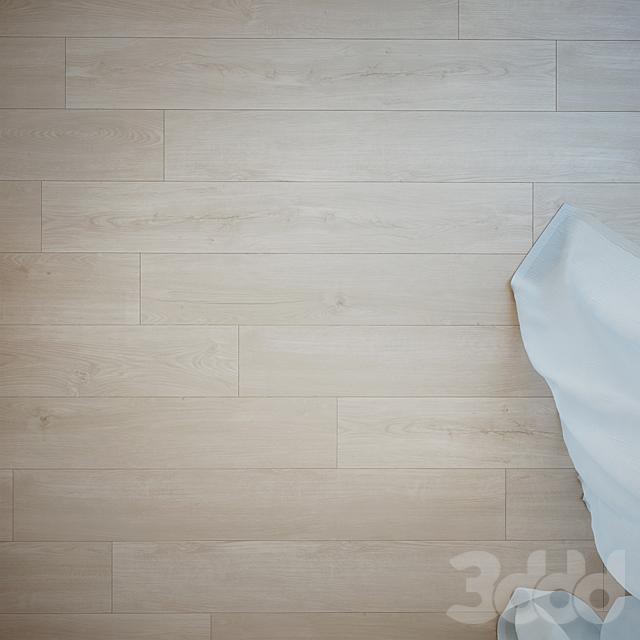Lakeland oak floor