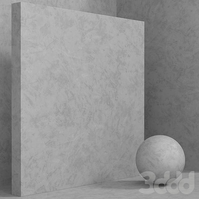 Материал (бесшовный) - бетон штукатурка set 139