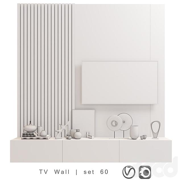 TV Wall | set 60