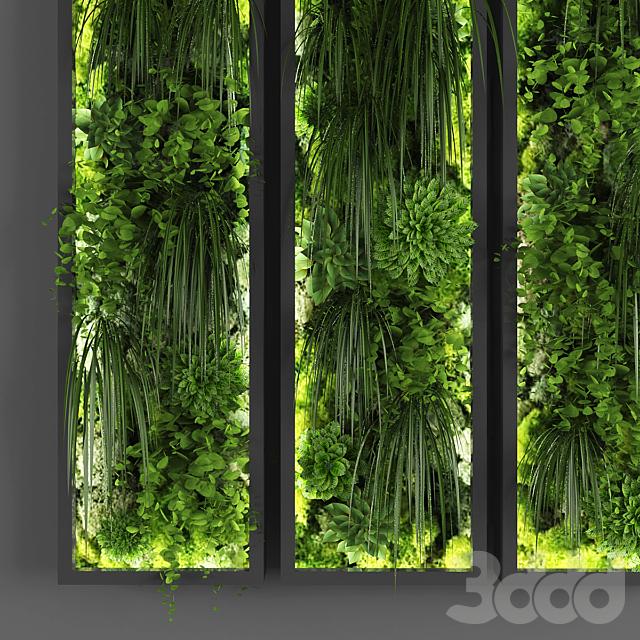 Vertical garden 076