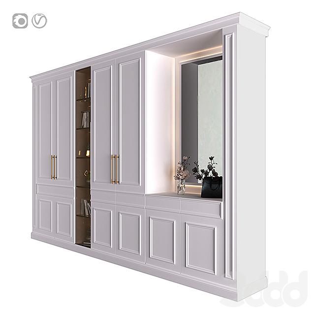Мебельная композиция 10
