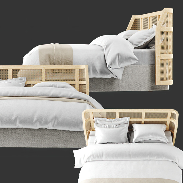 CB2 Seville bed