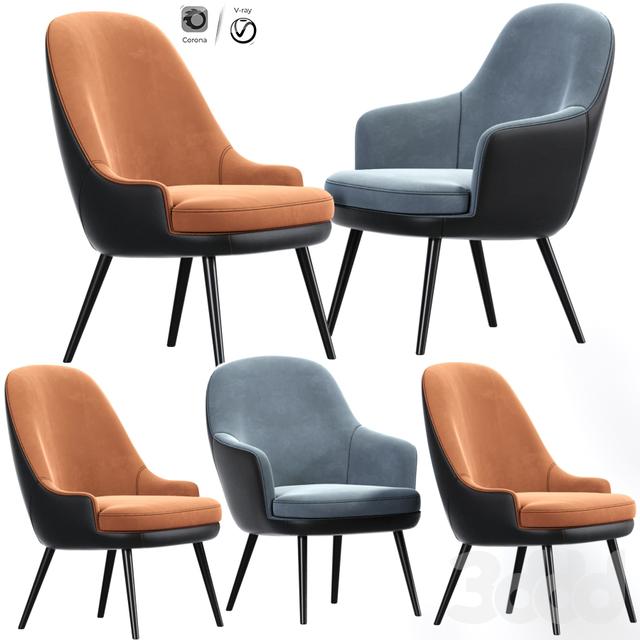 375 Walter Knoll Dining Chair Set 02